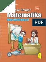 Asyiknya Belajar Matematika Kelas 4 Mas Titing Sumarmi Siti Kamsiyati 2009