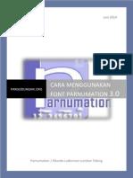 Baca Ini Dulu Sebelum Menggunakan Parnumation 3.0