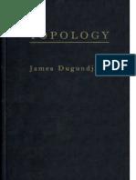 Topology Dugundji