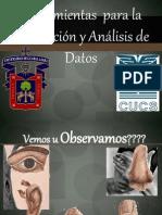 Herramientas de Recolección y Analisis de Datos