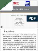 Confiabilidad Humana Seminario .pptx