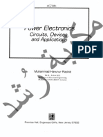 Book Power Electronics Circuit Devices and Applications by Muhammad H Rashid