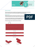 types of brick bonds