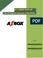 Manual - Como Florir o Azbox h