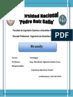 Trabajo Monografico Brandy - Yamir Espinoza