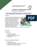 Metrologia-universidad Nacional Agraria La Molina