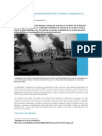 La Nueva Economía Política de La Pobreza Sonia Alvarez Leguizamon