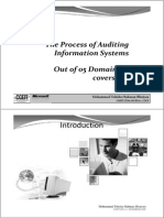 Module-1 (the Process of Auditing Information Systems-T)