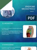 Síndrome mediastínico