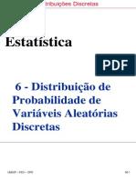 06 - Distribui%E7%F5es discretas