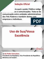 Redação Oficial - Aula 01 - Introdução
