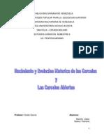 Ttrabajo Nacimiento y Evolucion Historicas de Las Carceles