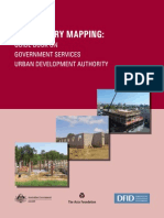 Regulatory Mapping UDA