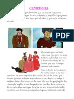 La Cenicienta PDF Cuento