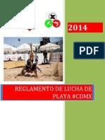 10_Lucha de Playa
