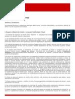 Términos y Condiciones 2014
