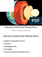 Estrutura Interna Do Planeta Terra