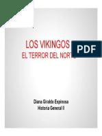 Unidad 4 Vikingos - Diana Giraldo Espinosa
