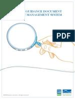 ISO 9001 Guidance DocumentV1