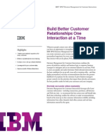 Build Better Customer Relationships One Interaction at a Time[1]