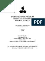 DOKUMEN PORTOFOLIO