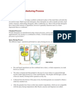 52747252 Detergents Manufacturing Process