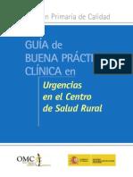 Guia Urgencias en El Centro Salud Rural