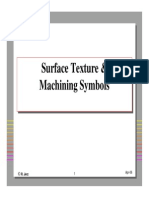 17-Surface Roughness and Machining Symbols Full