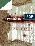 Resident Evil Archives [Castellano] PDF-150ppp