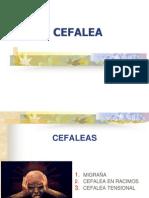 1. Cefalea