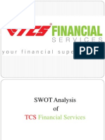 Swot Analysis of TCS FS