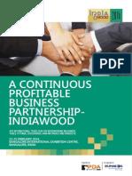 Indiawood 2014 Brochure