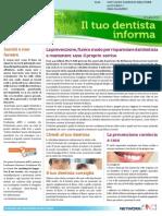 28 Il Tuo Dentista Informa