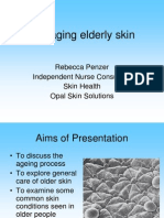Elderly Skin Care