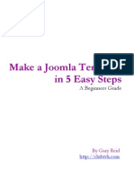 Make_a_Joomla_Template_in_5_Easy_Steps
