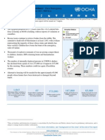 UN Gaza Emergency Situation Report as of 6 August 2014