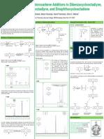Organic chemistry poster