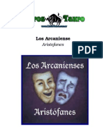 Aristofanes - Los Arcanienses