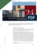 Chapter 24 Web Extension Risk Management With Insurance and Bond Portfolio Immunization