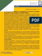 Comunicat de Premsa CGiJ 06-08-2014