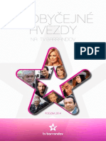 Neobycejne Hvezdy Na Tvb - Podzim 2014