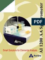 TRACE1200 AAS Brochure