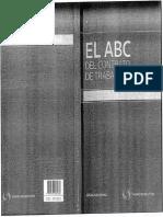 Sergio Gamonal - El ABC Del Contrato de Trabajo