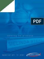 Catalog Melindasteel 2007