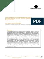 Economics of Basque Country