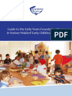 Guide to the EYFS in Steiner Wardorf Settings1