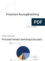 Prezentare Routing&Swithing