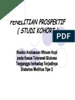 Mbs127 Slide Penelitian Prospektif Atau Studi Kohort