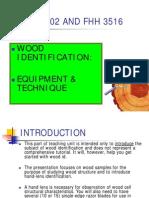Amali 2 Pengecaman Kayu(Wood Identification)