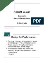 Conception Aero Performances